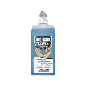 απολυμαντικό χεριών Antibakt Fin 1lt